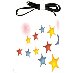 Star Rainbow Shoulder Sling Bag