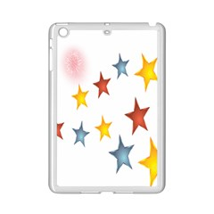 Star Rainbow Ipad Mini 2 Enamel Coated Cases