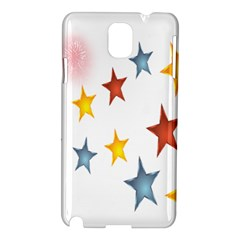 Star Rainbow Samsung Galaxy Note 3 N9005 Hardshell Case