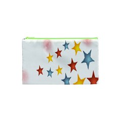 Star Rainbow Cosmetic Bag (xs)
