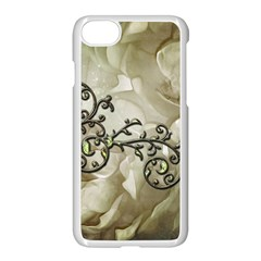 A Touch Of Vintage Apple Iphone 8 Seamless Case (white) by FantasyWorld7