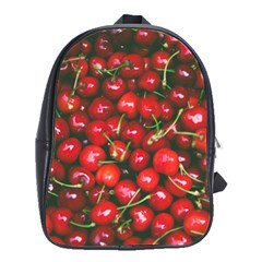 Cherries Jubilee School Bag (large)