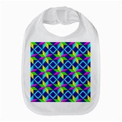 Pattern Star Abstract Background Bib