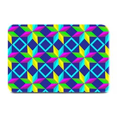 Pattern Star Abstract Background Plate Mats