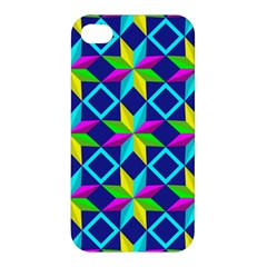 Pattern Star Abstract Background Apple Iphone 4/4s Hardshell Case
