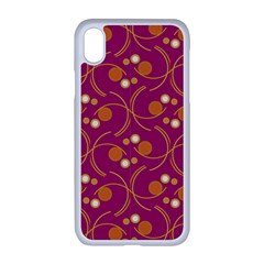 Pattern Wallpaper Seamless Abstract Apple Iphone Xr Seamless Case (white)