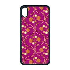 Pattern Wallpaper Seamless Abstract Apple Iphone Xr Seamless Case (black)
