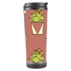 Cactus Pattern Background Texture Travel Tumbler