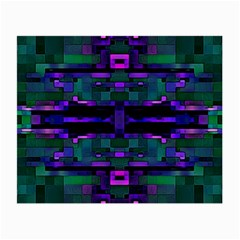 Abstract Pattern Desktop Wallpaper Small Glasses Cloth (2 Side)