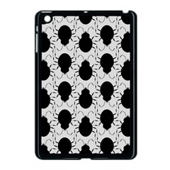 Pattern Beetle Insect Black Grey Apple Ipad Mini Case (black)