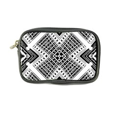 Pattern Tile Repeating Geometric Coin Purse