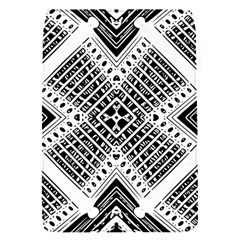 Pattern Tile Repeating Geometric Removable Flap Cover (s)