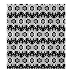Pattern Abstract Desktop Wallpaper Shower Curtain 66  X 72  (large)