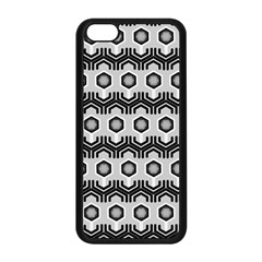 Pattern Abstract Desktop Wallpaper Apple Iphone 5c Seamless Case (black)