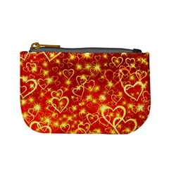 Pattern Valentine Heart Love Mini Coin Purse