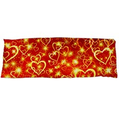 Pattern Valentine Heart Love Body Pillow Case Dakimakura (two Sides)