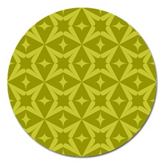 Wallpaper Geometric Magnet 5  (round)