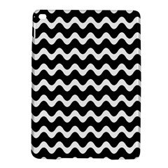 Wave Pattern Wave Halftone Ipad Air 2 Hardshell Cases