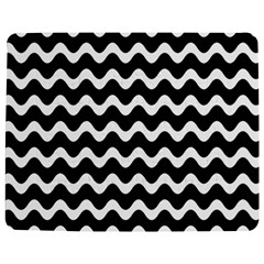 Wave Pattern Wave Halftone Jigsaw Puzzle Photo Stand (rectangular)
