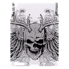 Skull Vector Apple Ipad 3/4 Hardshell Case