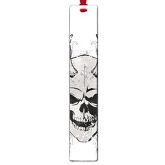 Skull Vector Large Book Marks