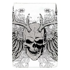Skull Vector Removable Flap Cover (s)