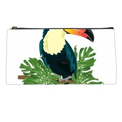 Tropical Birds Pencil Cases