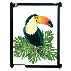 Tropical Birds Apple Ipad 2 Case (black)