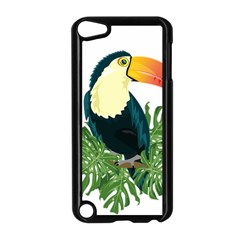 Tropical Birds Apple Ipod Touch 5 Case (black)