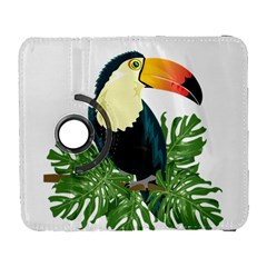 Tropical Birds Samsung Galaxy S  Iii Flip 360 Case