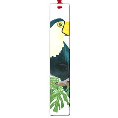Tropical Birds Large Book Marks