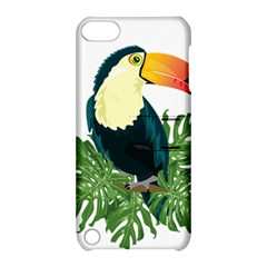 Tropical Birds Apple Ipod Touch 5 Hardshell Case With Stand