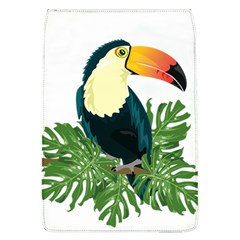Tropical Birds Removable Flap Cover (l)