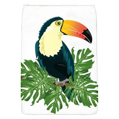 Tropical Birds Removable Flap Cover (s)