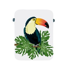 Tropical Birds Apple Ipad 2/3/4 Protective Soft Cases