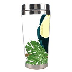 Tropical Birds Stainless Steel Travel Tumblers