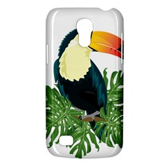 Tropical Birds Samsung Galaxy S4 Mini (gt I9190) Hardshell Case