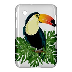 Tropical Birds Samsung Galaxy Tab 2 (7 ) P3100 Hardshell Case