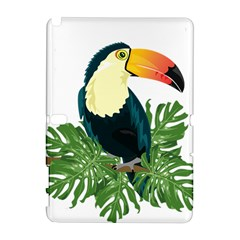 Tropical Birds Samsung Galaxy Note 10 1 (p600) Hardshell Case
