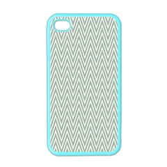 Vintage Pattern Chevron Apple Iphone 4 Case (color)