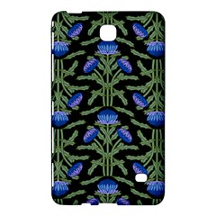 Pattern Thistle Structure Texture Samsung Galaxy Tab 4 (7 ) Hardshell Case