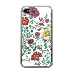 Flowers Garden Tropical Plant Apple Iphone 4 Case (clear) by Pakrebo