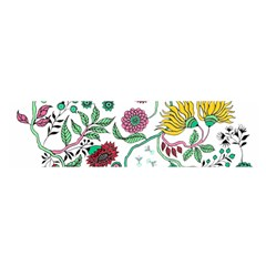 Flowers Garden Tropical Plant Satin Scarf (oblong)