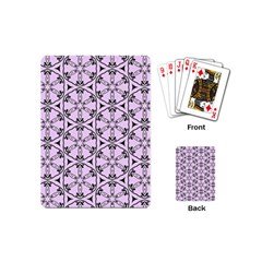 Default Texture Tissue Seamless Playing Cards (mini)