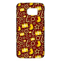 Paper Tissue Wrapping Samsung Galaxy S6 Hardshell Case