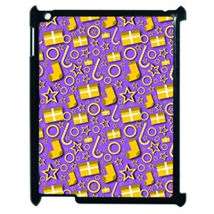 Paper Tissue Wrapping Apple Ipad 2 Case (black)