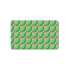 Default Texture Background Paper Magnet (name Card)