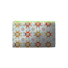 Wallpaper Pattern Abstract Cosmetic Bag (xs)