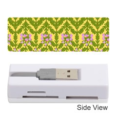 Texture Heather Nature Memory Card Reader (stick)