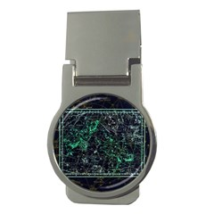 Constellation Constellation Map Money Clips (round)